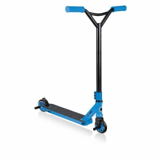 Globber STUNT GS540 100 Black - Blue - Triku skrejriteņi